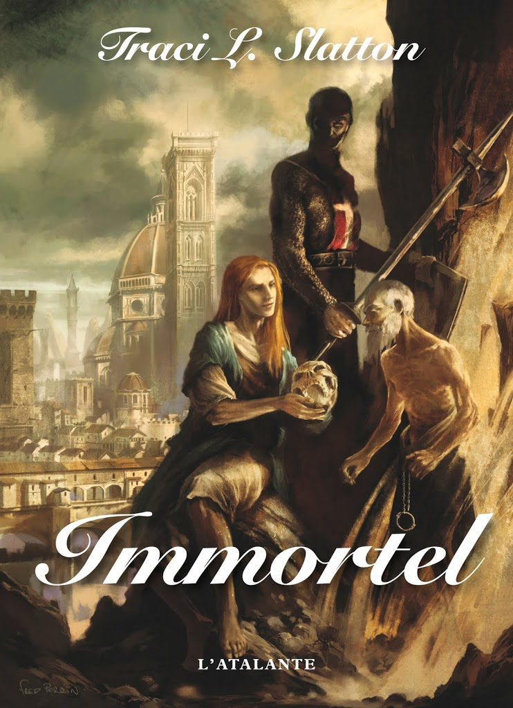 IMMORTAL en francais, and Two great new blog posts