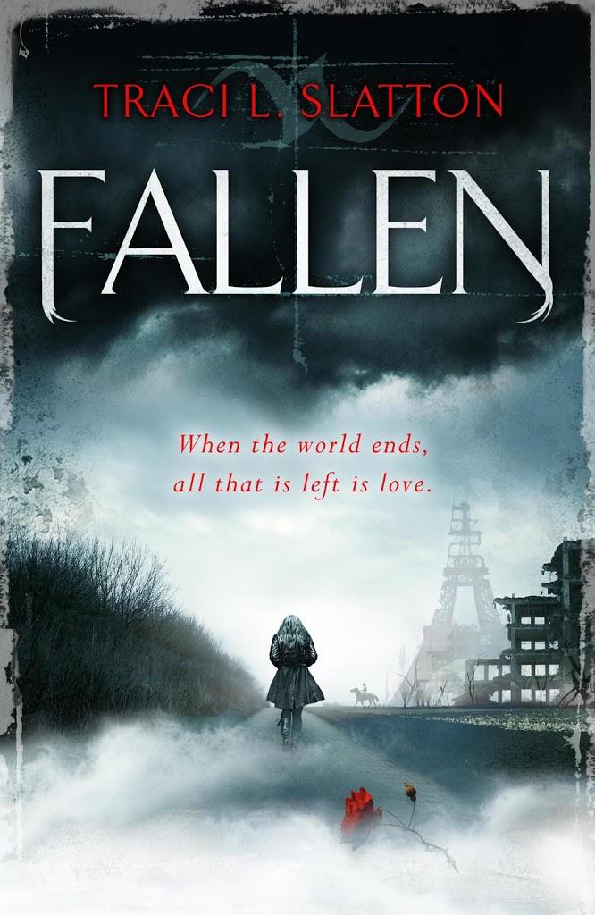 Coming soon: FALLEN by Traci L. Slatton