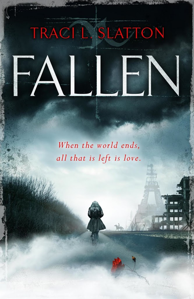 FALLEN on sale on Amazon!