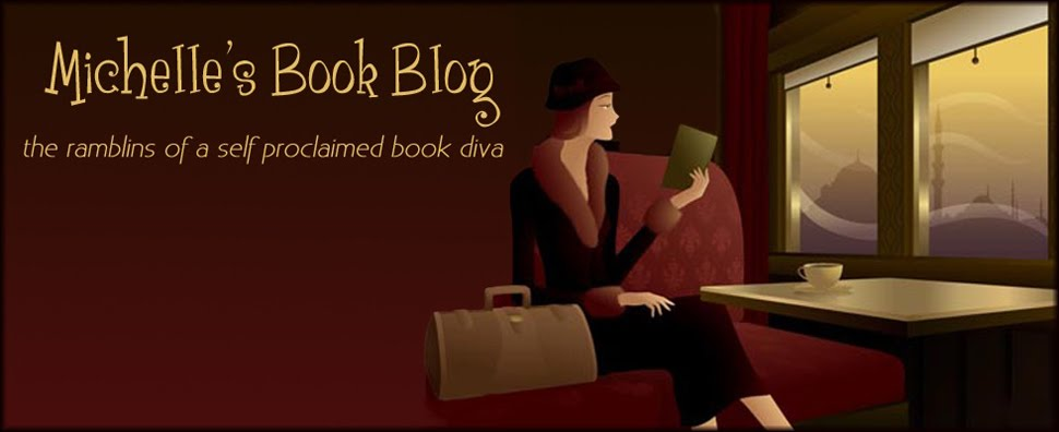 Great review of FALLEN, on Michelle's Book Blog
