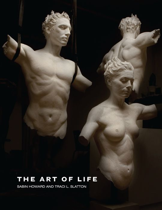 ANNOUNCING: THE ART OF LIFE by SABIN HOWARD and TRACI L. SLATTON