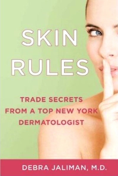 My New HuffPo article: review of SKIN RULES by Debra Jaliman M.D.