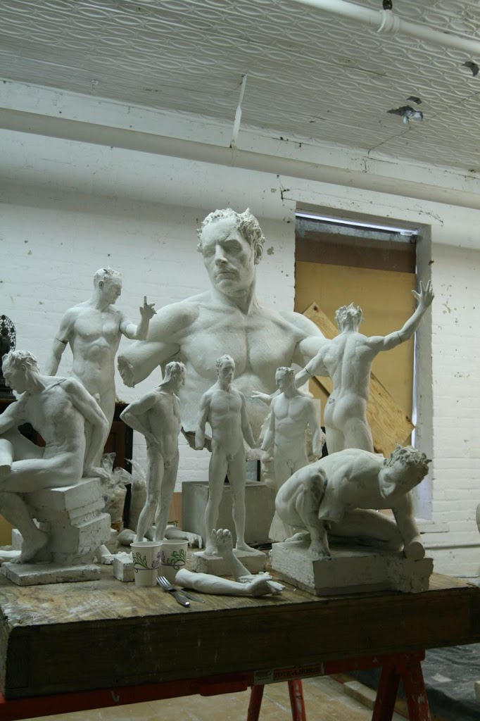 Sabin Howard: The Man Who Sculpts Gods | Part 2 | Special Section | World | Epoch Times