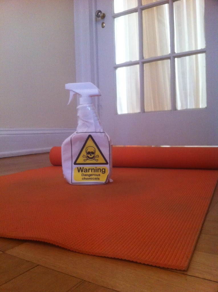 TOXIC YOGA MATS… When your practice isn't as pure as you think