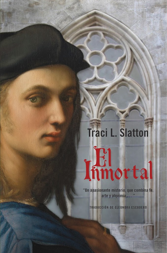 ANNOUNCING: EL INMORTAL, in print and eBook