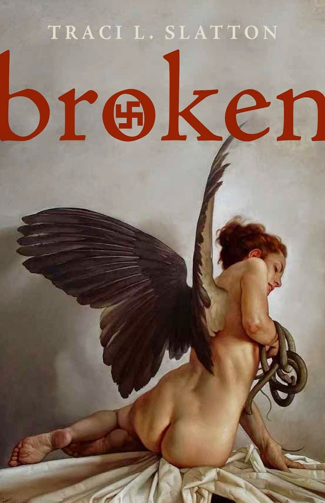 Finishing the First Draft of BROKEN