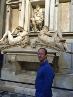 Florence, the Medici Chapels, the Uffizi, and Social Media