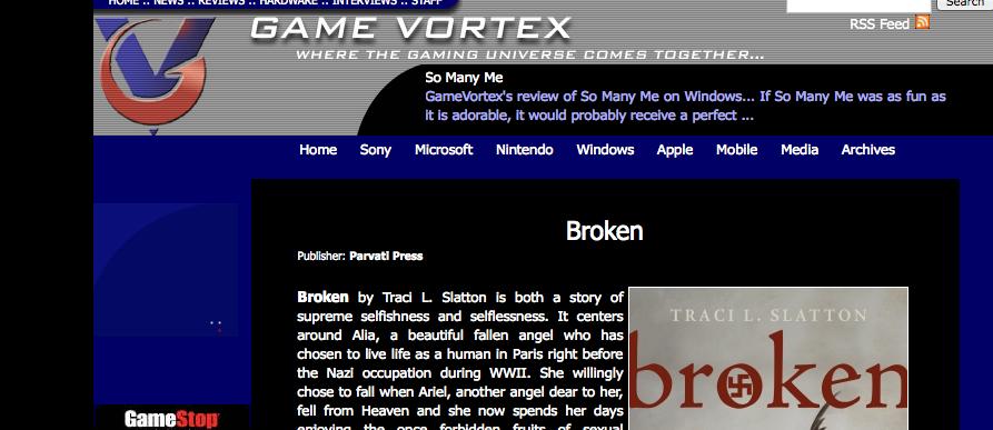 Great Review of Broken