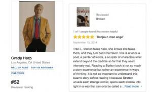 Beautiful review of BROKEN