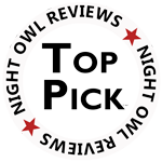 """Night Owl Reviews selects BROKEN as a """"Top Pick"""""""