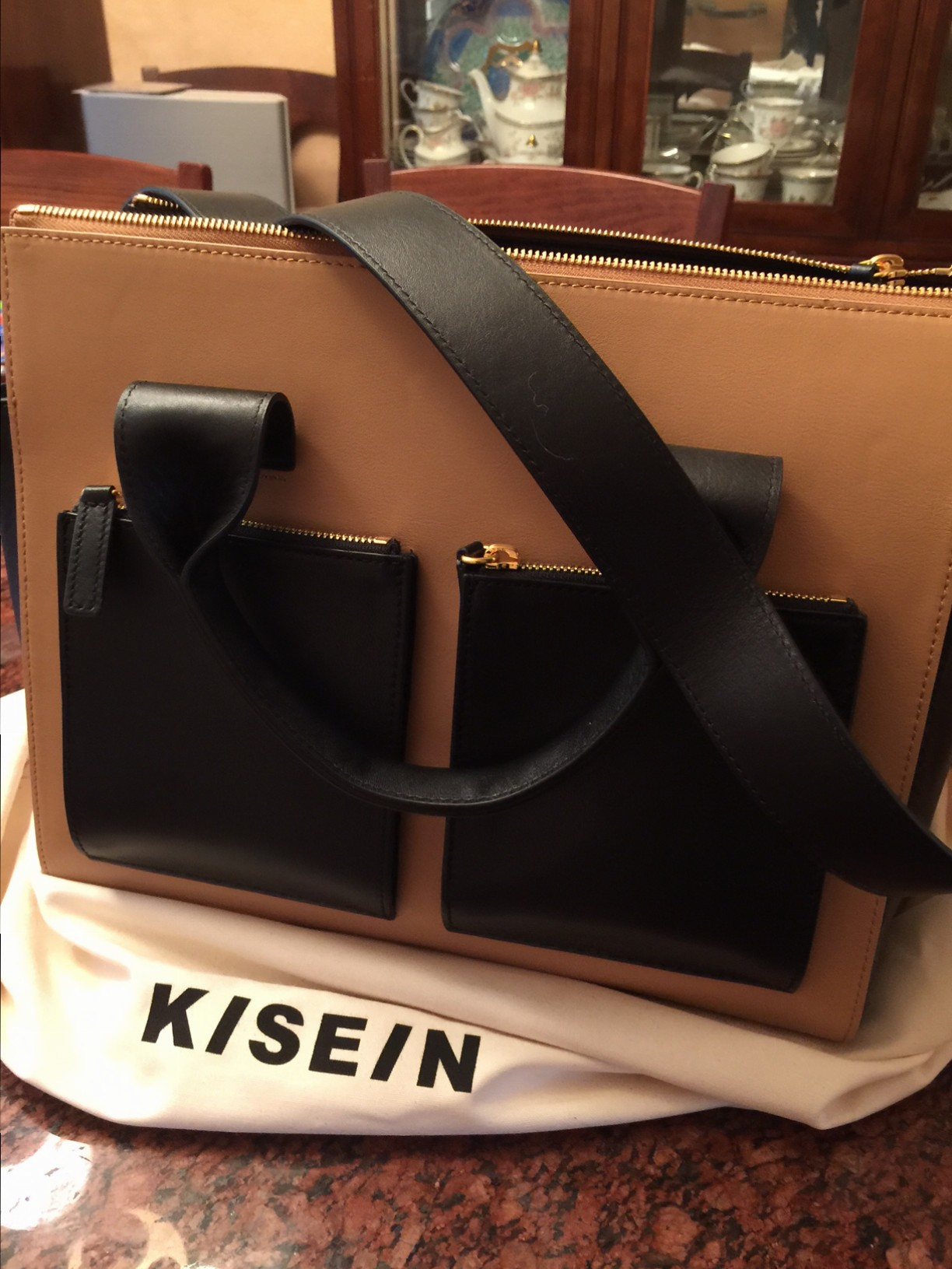 Beautiful Kisein Bag