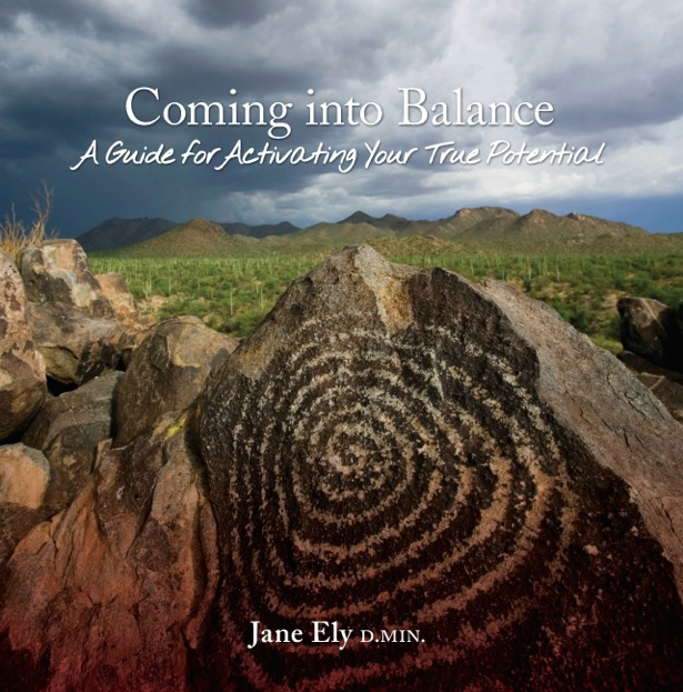 Dr. Jane Ely Guest Post: Coming into Balance book