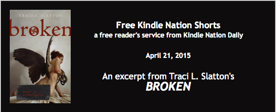 BROKEN on SALE via BookGorilla promotions