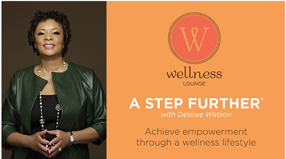 Traci Slatton interviewed by Desiree Watson on Wellness Lounge