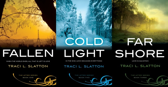 Goodreads Giveaways: FALLEN, COLD LIGHT, and FAR SHORE