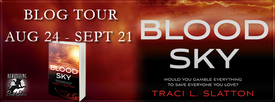 Blood Sky Blog Tour