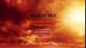 Book Trailer Blood Sky