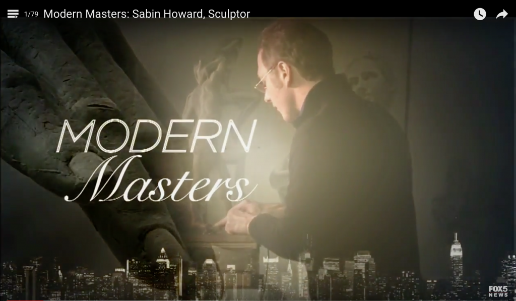 Modern Masters: Sabin Howard