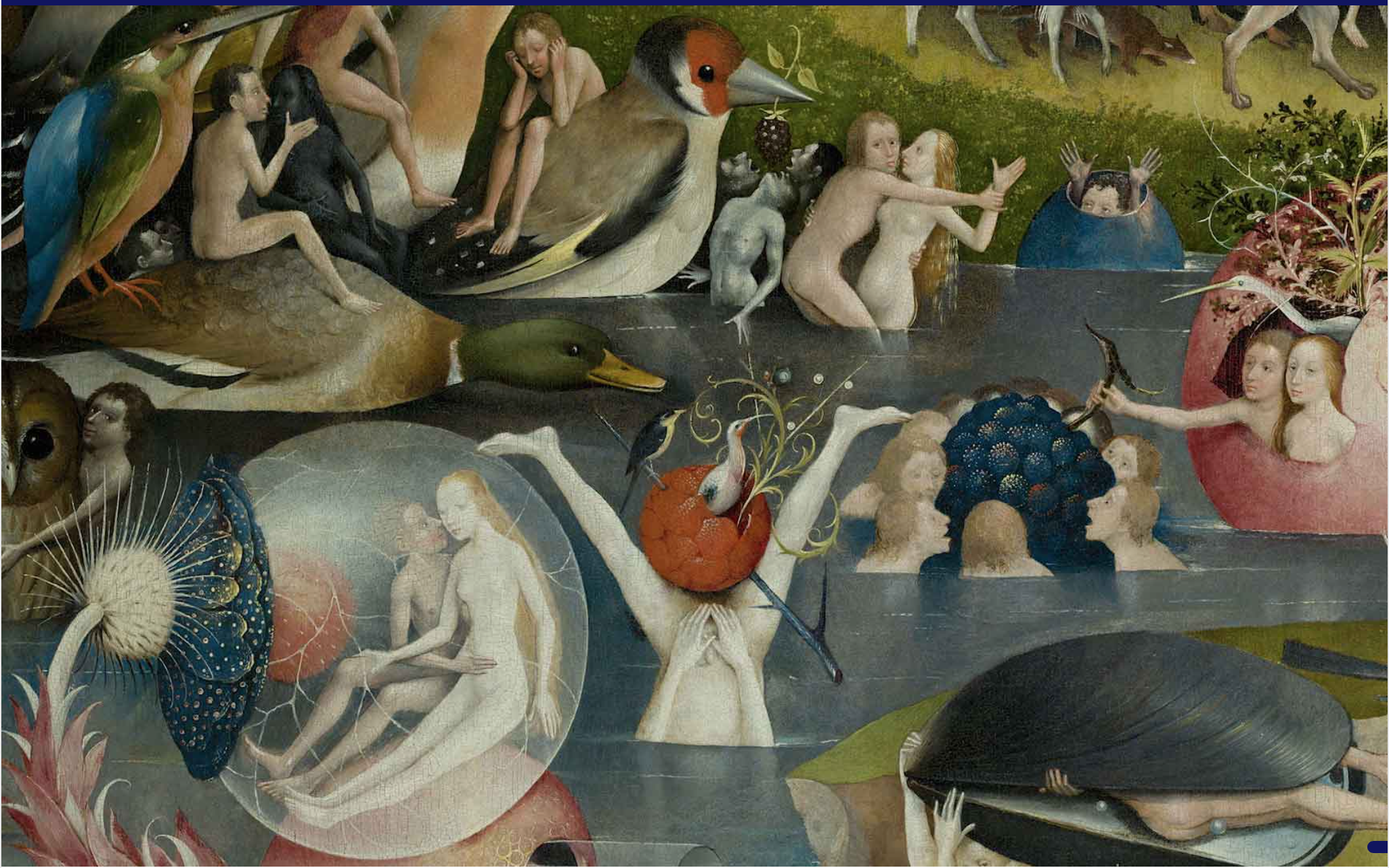 Movie Review: Hieronymus Bosch: Touched By The Devil
