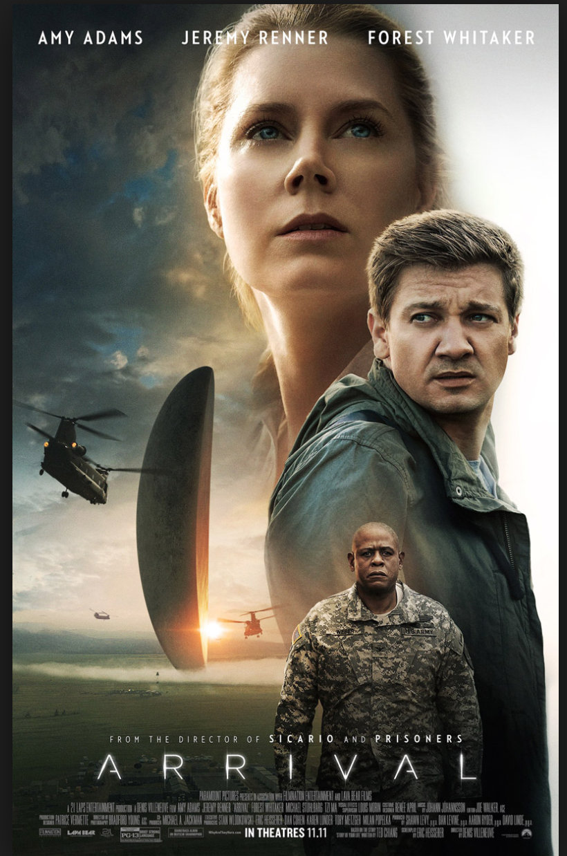 Arrival, A Beautiful Movie