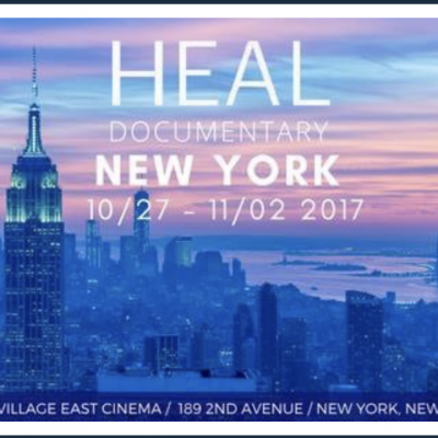 From the HuffPo: Review of HEAL Documentary