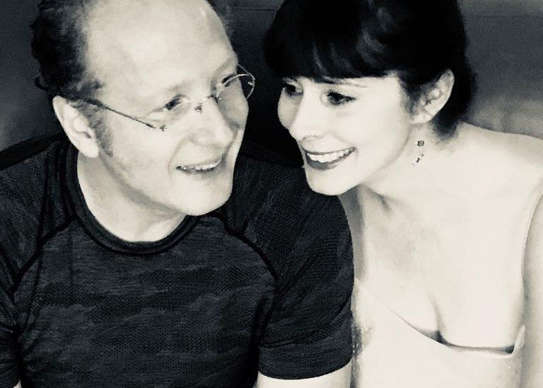 Sabin Howard and Traci Slatton