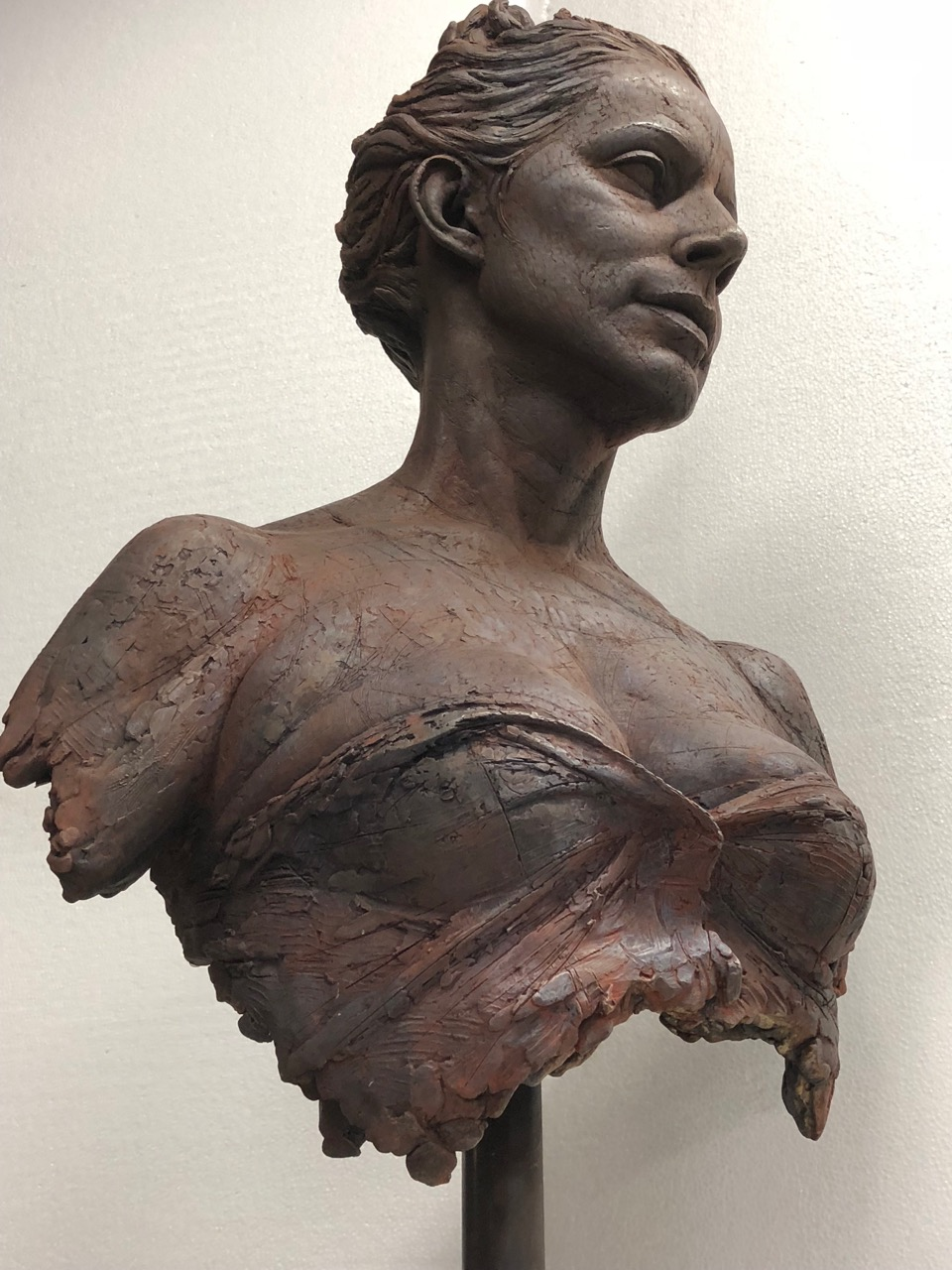 Bust of Ceres by Sabin Howard