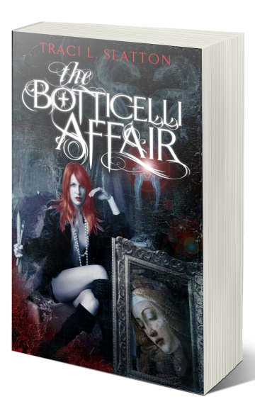 The Botticelli Affair by Traci L. Slatton