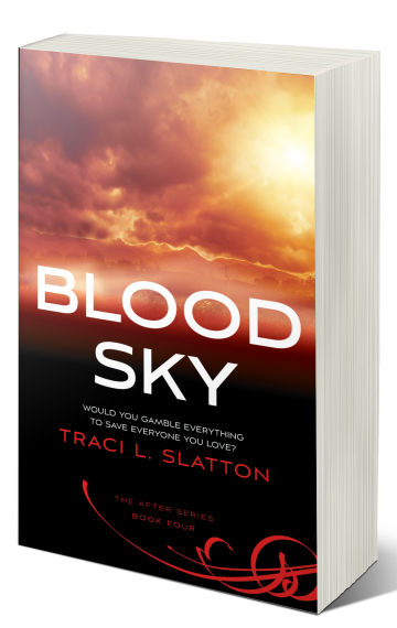 Blood Sky by Traci L. Slatton